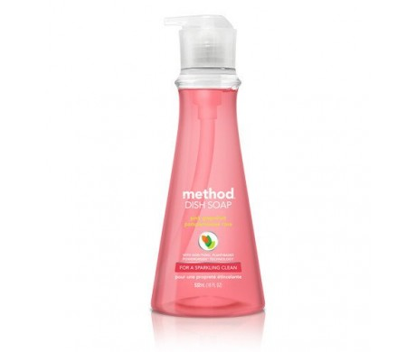 Dish Soap Dish Wash Liquid - Pink Grapefruit