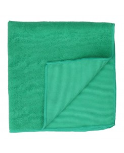 Double Textured Microfiber Cloth (Green)