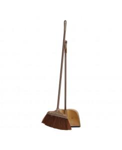 Broom & Dustpan