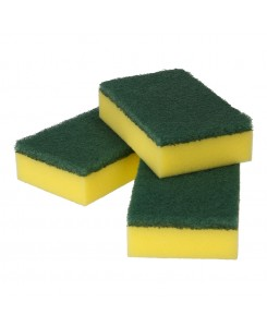 Household Cleaning Sponge (5 pcs per pack)