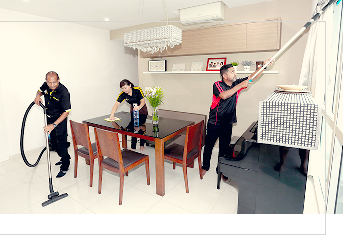 Professional Cleaning Service Singapore